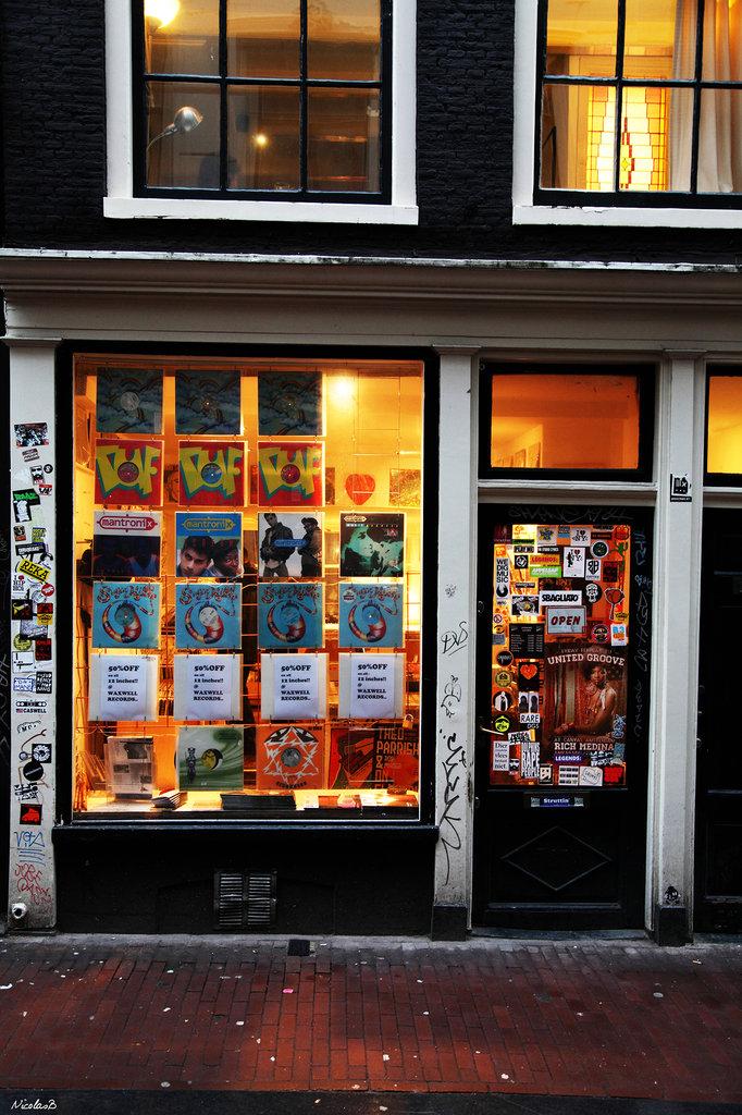 Disquaire Amsterdam