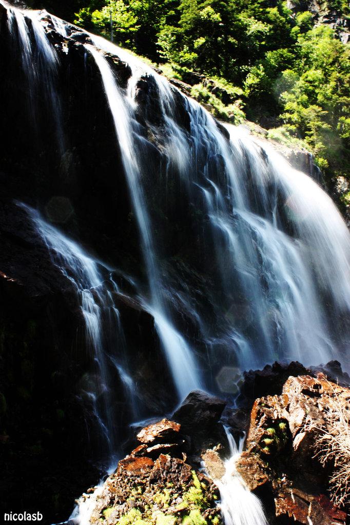 Cascade Pyrénées