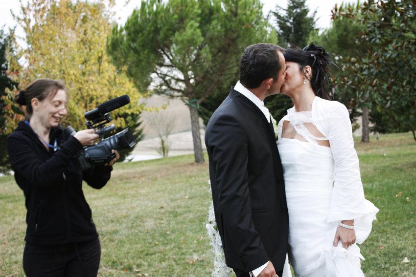 Mariés filmés