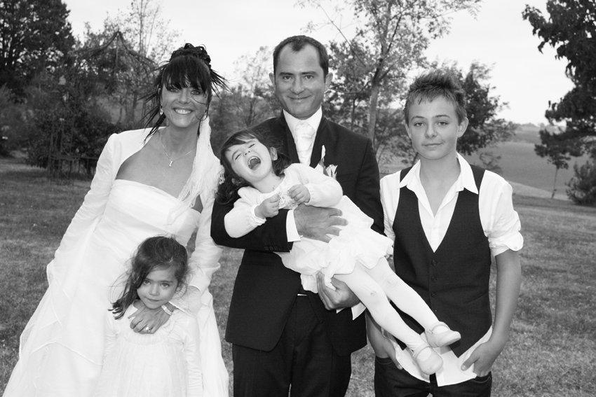 Mariés et la famille